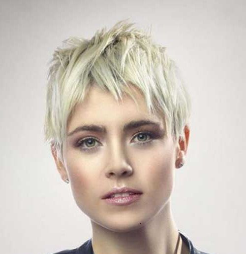 Kurzhaarschnitte Für Feines Haar Pixi Pinterest Short Hair