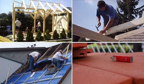 ÁcskalapÁcs Bt. - ács, tetőfedő és bádogos munkák