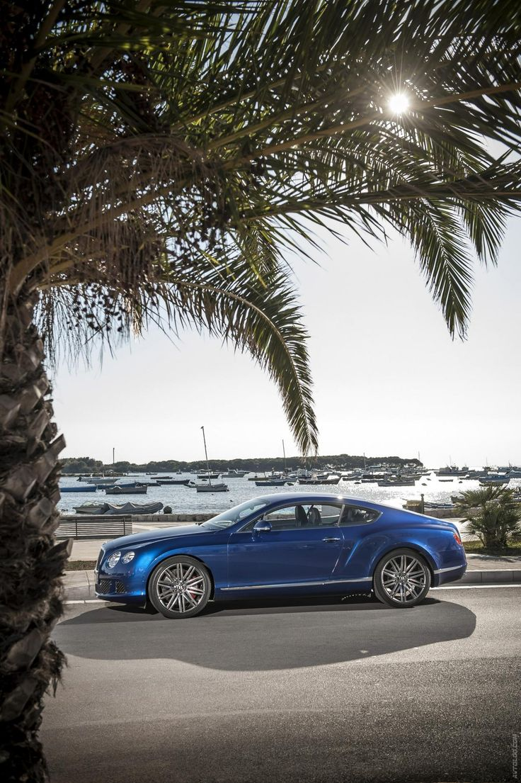 Nice and simple car 2013 bentley continental gt speed