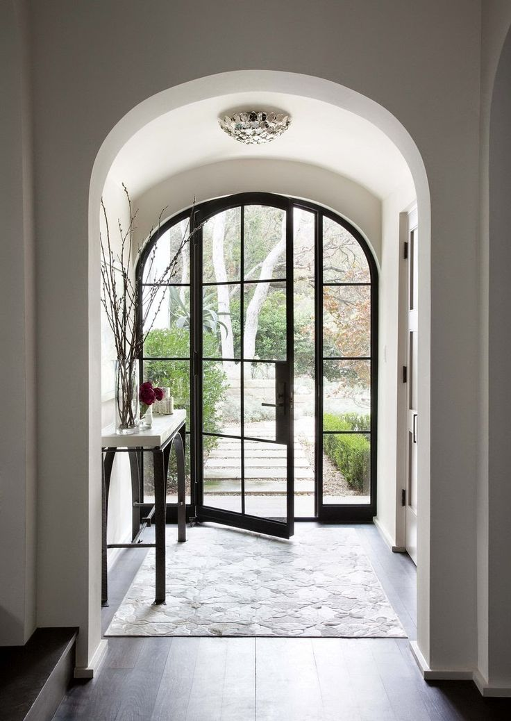 COCOCOZY: MY KIND OF GLASS FRONT DOORS