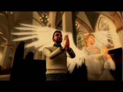 Angeles de Dios-Musica catolica - YouTube