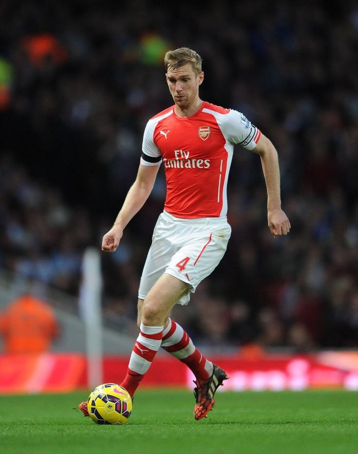 Per Mertesacker of Arsenal FC