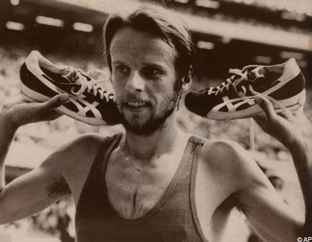 Lasse Virén (born July 22, 1949) is a retired police officer and a Finnish former long-distance runner, winner of four gold medals at the 1972 and 1976 Summer Olympics.