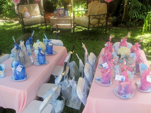 Cinderellas Royal Ball Birthday Party Ideas