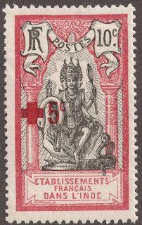 Big Blue 1840-1940: French India