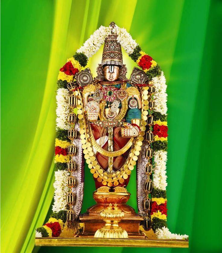 Lord Venkateshwara