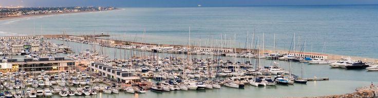 Port Ginesta, Catalonia, Spain