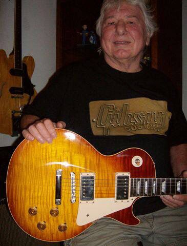 Mick Ralphs from Bad Company with Vic DaPra