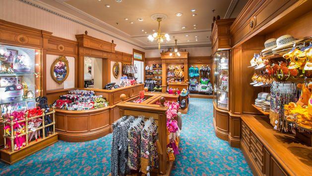 Neem een stukje magie mee naar huis met je aankoop uit de speciale Disneyland Paris-resortwinkel.
