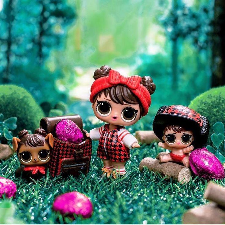 Красивые картинки с лол куклы
