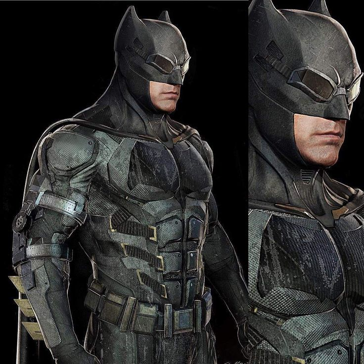 Liga da Justiça - Novas artes mostram traje tático do Batman e visual alternativo dos paradêmonios! - Legião dos Heróis