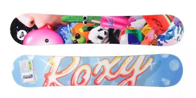 Deska na prezent ROXY SUGAR BANANA - ROXY - Twój sklep ze snowboardem | Gwarancja najniższych cen | www.snowboardowy.pl | info@snowboardowy.pl | 509 707 950