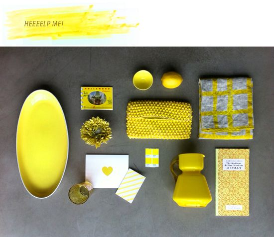 i love yellowLe Jaune, Lemony Yellow, Interiors Design, Grey, Daily Treats, Yellow Stuff, Curso Intensivo, Lemon Yellow, Colors Yellow