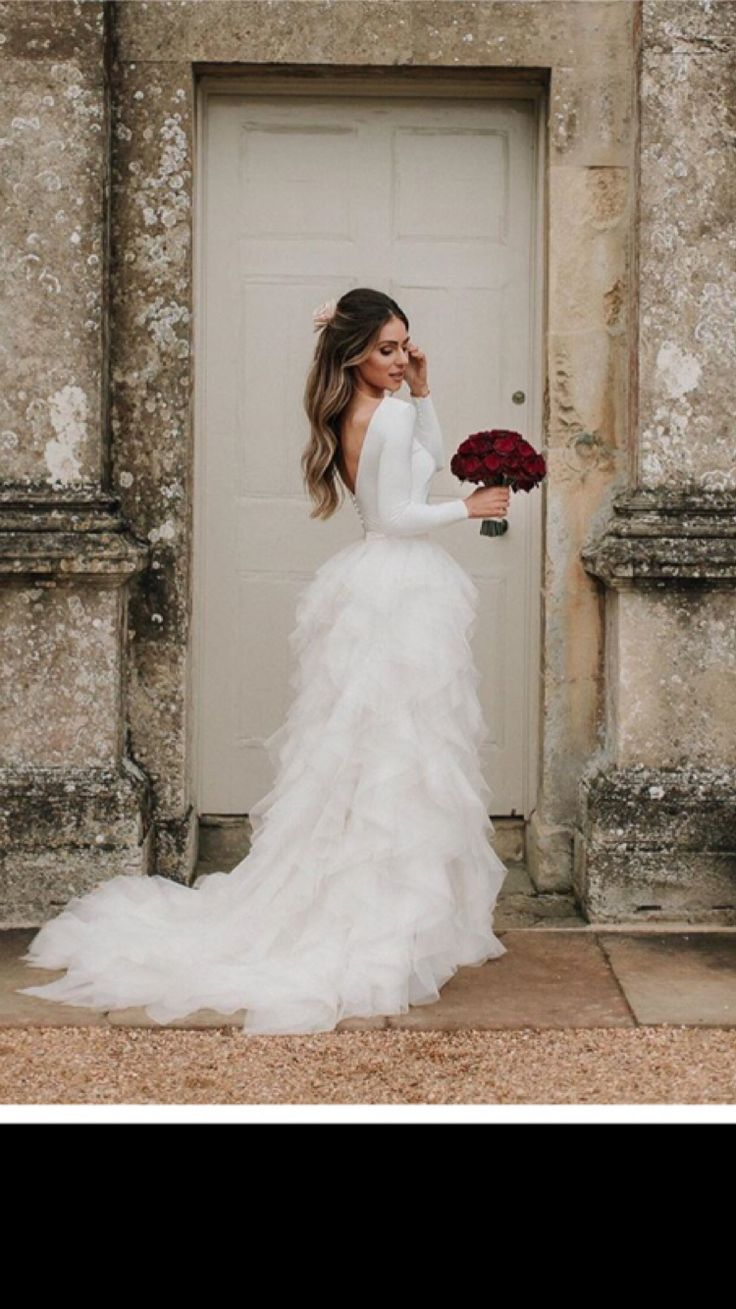 Lydia Elise Millen wedding dress