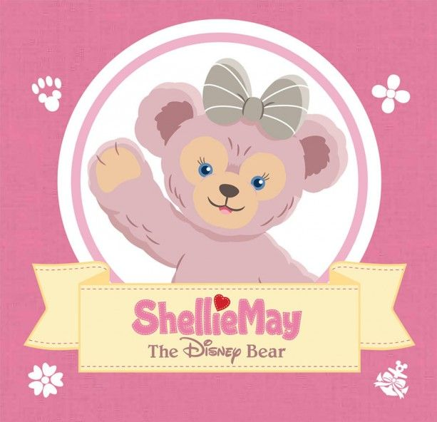 Duffy the Disney Bear's Best Friend ShellieMay Coming to Disney Parks This Fall | Disney Parks Blog | Bloglovin