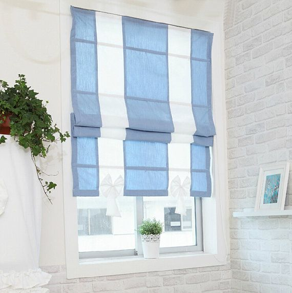 Fresh bowknot style Roman Blinds High by Accessories4Wedding