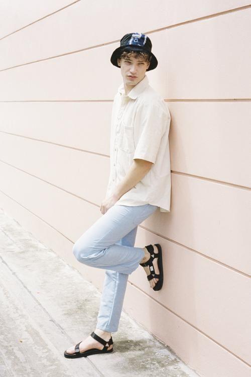 Seeker x Retriever Sustainable Handmade Fashion Shirts Oversized Short Sleeve Shirt: Natural