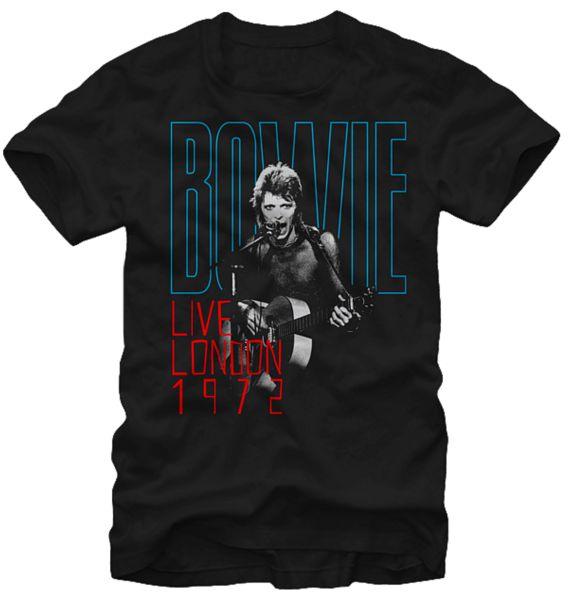 Bowie - Live London 1972