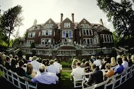 Glensheen Mansion wedding Duluth MN