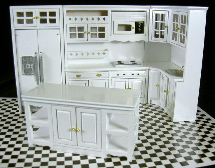 83 best Dollhouse Miniatures Furniture images on Pinterest