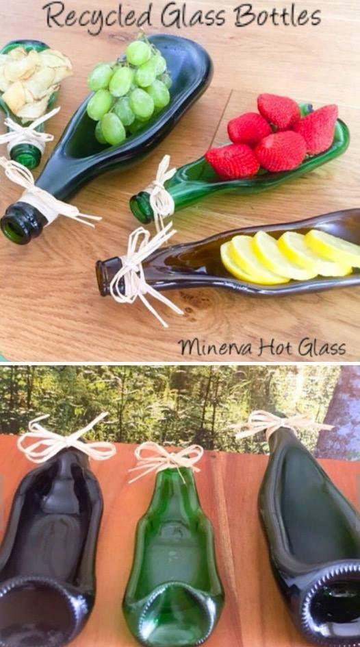 Wine Bottle Succulent Planter Easy Diy Video Tutorial