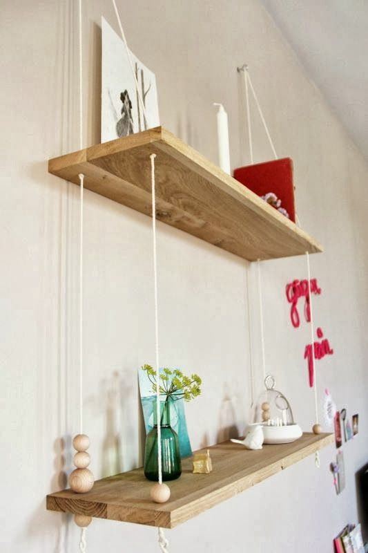 Rope shelf