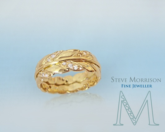 Engagement, wedding, anniversaries, or simply to enjoy.  Custom made from existing or new metals and gems.  #Auckland | #NZ