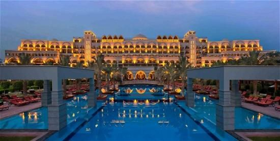 Glitzy Dubai is the United Arab Emirates' vacation hot spot. This city of…