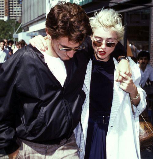 Sean Penn & Madonna, 1986