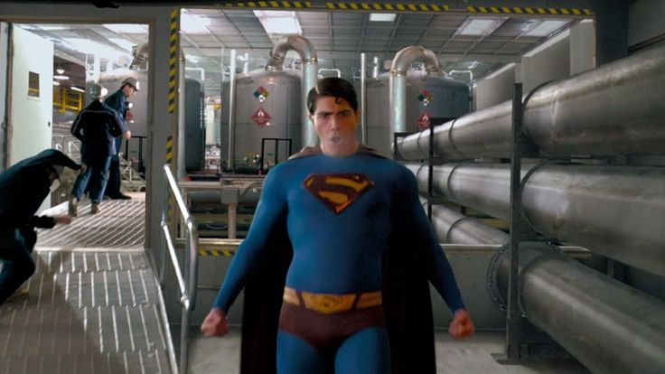 Superman Saves Daily Planet | Superman Returns https://youtu.be/EL0ZDswQY5Y#t=1m01s #timBeta