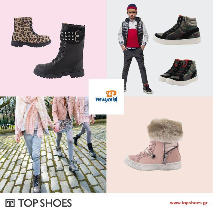Mayoral! Τα παπουτσάκια - συνώνυμο του παιδικού στιλ! Άνετα, ευκολοφόρετα και σε χαριτωμένα σχέδια, είναι ότι χρειάζονται τα παιδικά ποδαράκια!  Δείτε όλη τη συλλογή εδώ: https://www.topshoes.gr/mayoral #Topshoes #shoes #kids #fashion #mayoral