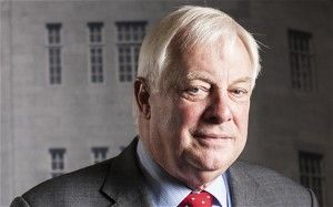 Lord Patten, CHRIS PATTEN.....All about education, we all need to know, what's going on and what needs to be changed in diversifying world...
