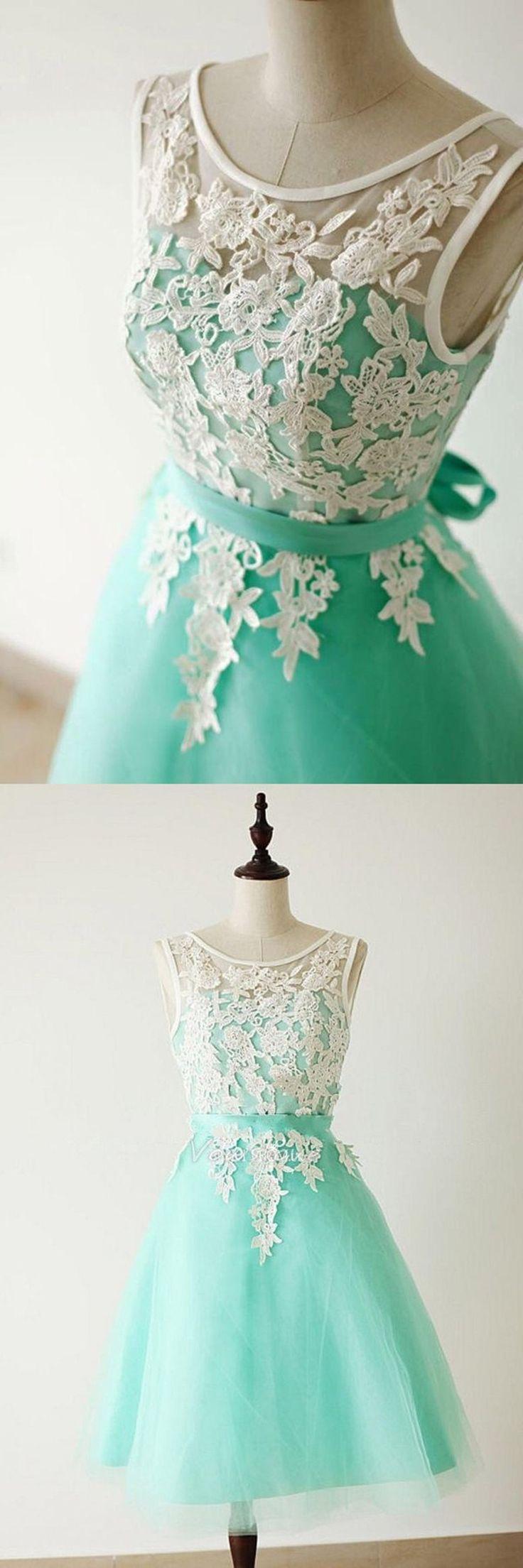 Homecoming dress,short homecoming dress,mint homecoming dress,homecoming dress…