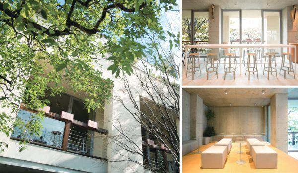 ついに待望の青山カフェがオープン!