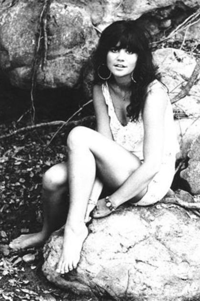 You were linda ronstadt feet question