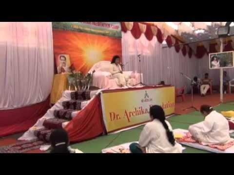 mahableshwar meditation 3rdday part18