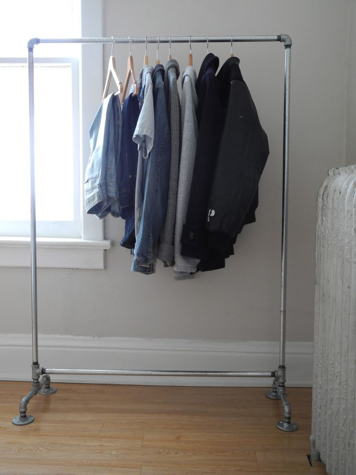 Diy Projects Amp Crafts Clothing Garment Racks And Tutorials