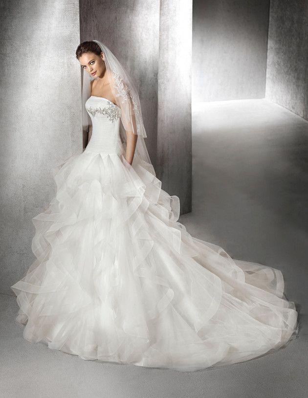 59 besten Gowns St. Patrick Bilder auf Pinterest | Hochzeitskleider ...