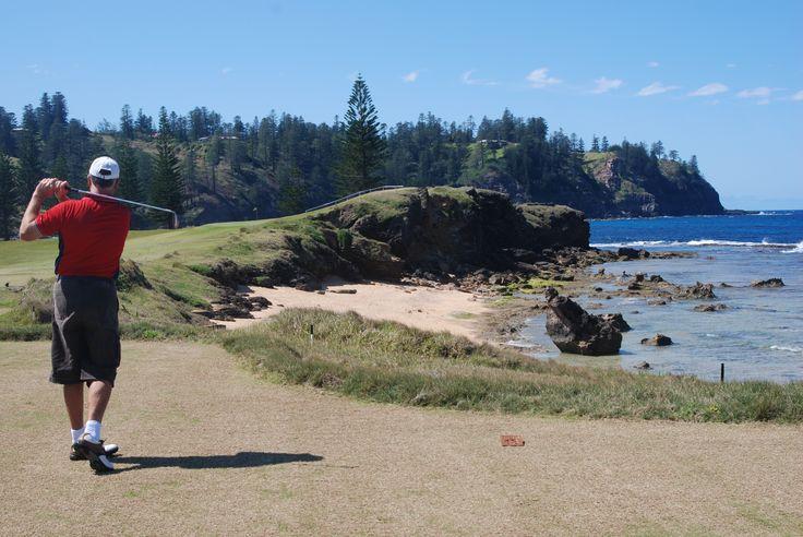 Golf Course 13th Hole
