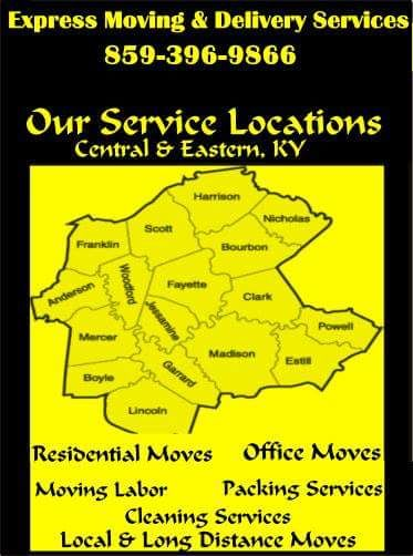 Local Moving & Delivery Services Lexington, KY | Furniture Movers | Moving Helpers | Office Movers | Packing Services | Full Services Movers | For a free quote call/text 859-396-9866 |Find us on...