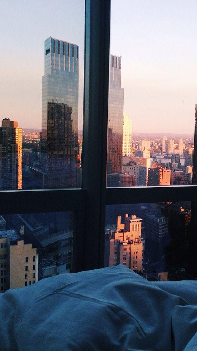 Pin By Amina On W A L L P A P E R New York City Apartment City View Apartment Apartment View