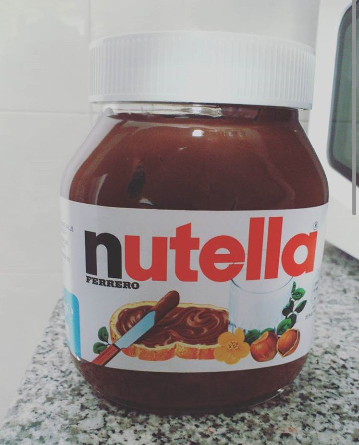 #nutella #chocolate