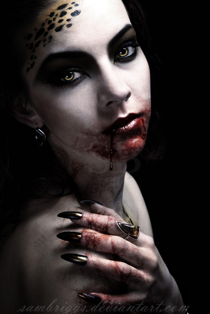 Gangrel Vampire Request By =sambriggs