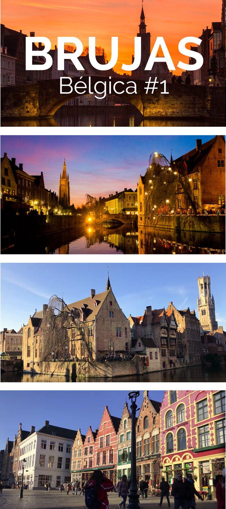 Vídeo blog de nuestro primer día en Bélgica. En este vlog podréis ver como fue nuestro día en la preciosa ciudad de Brujas!