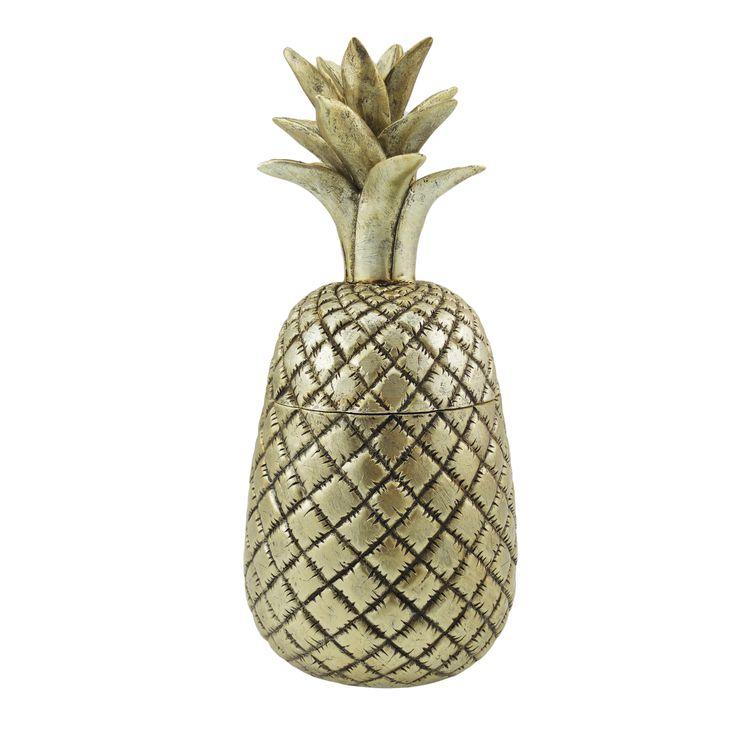 Ananas m/lokk #Kremmerhuset