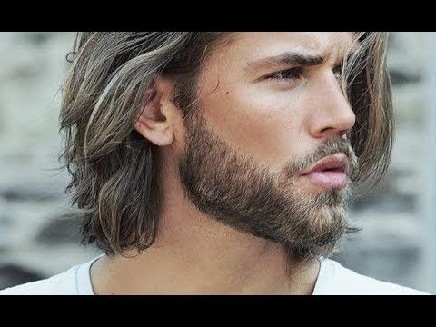 Handsome Men with Long Hairstyles 2020 Men\u0027s Long Hairstyle