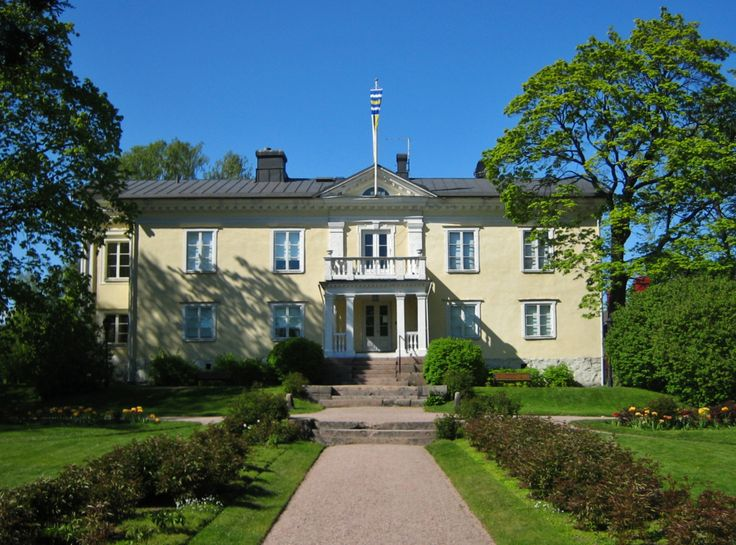 Herttoniemi Manor, Finland