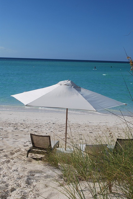 Plant yourself. Parrot Cay, Turks and Caicos. We enjoyed Grand Turks spent 1/2 a day in Margaritaville