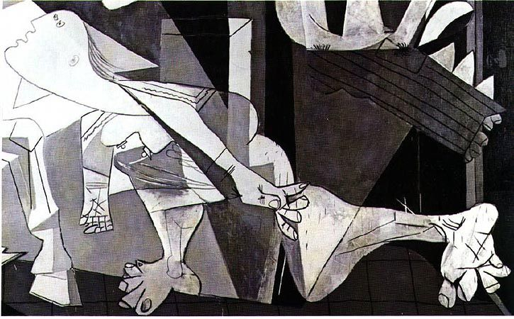 pablo picasso guernica essay The tools you need to write a quality essay or term paper  (guernica, 1937 by pablo picasso)  pablo ruiz picasso was born on october 25,.
