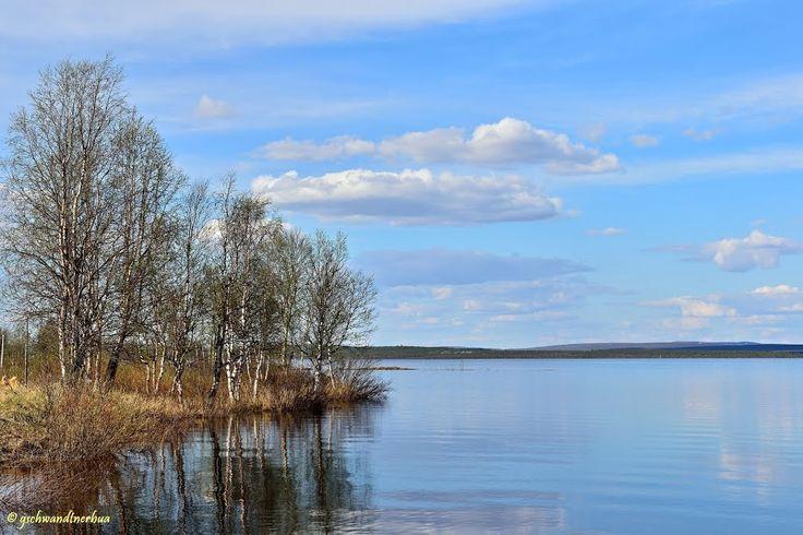 Am Palojärvi | Finnland